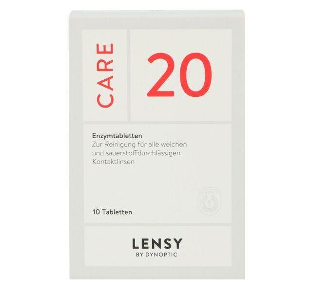 Lensy care 20 10 Stück