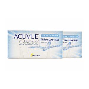 Acuvue-Oasys-for-Astigmatism-2-x-6-Zwei-Wochenlinsen