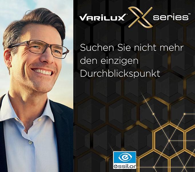 Varilux X Series Gleitsichtglas
