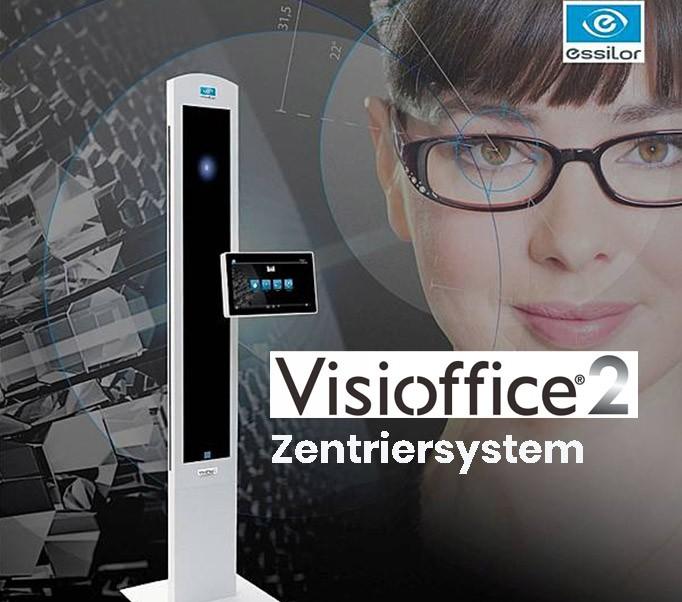 Visioffice 2 Zentriersystem