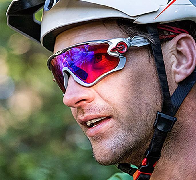 Technische Sportbrille