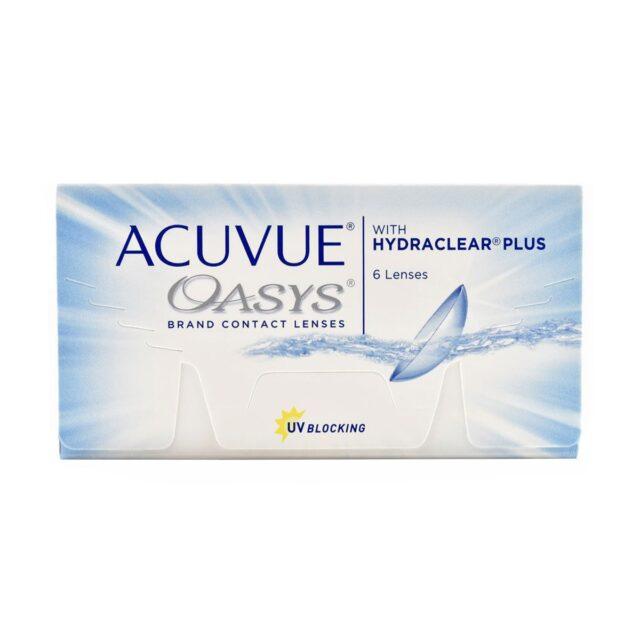 Acuvue-Oasys-6-Zwei-Wochenlinsen