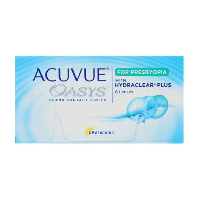 Acuvue-Oasys-for-Presbyopia-6-Zwei-Wochenlinsen