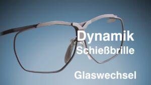 Dynamik Schiessbrille
