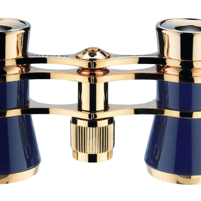 Opernglas glamour blau CO44411