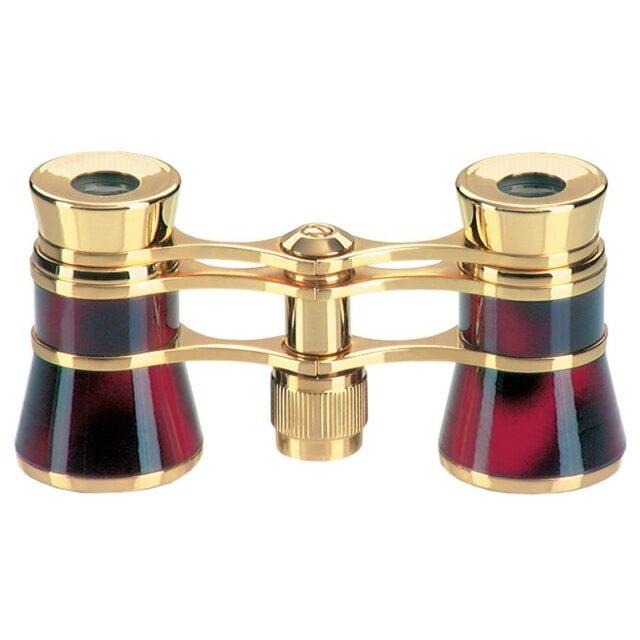 Opernglas glamour burgund CO44421